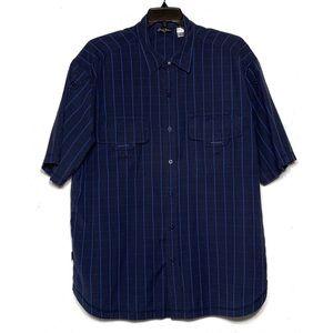 Sean John Button Front Shirt